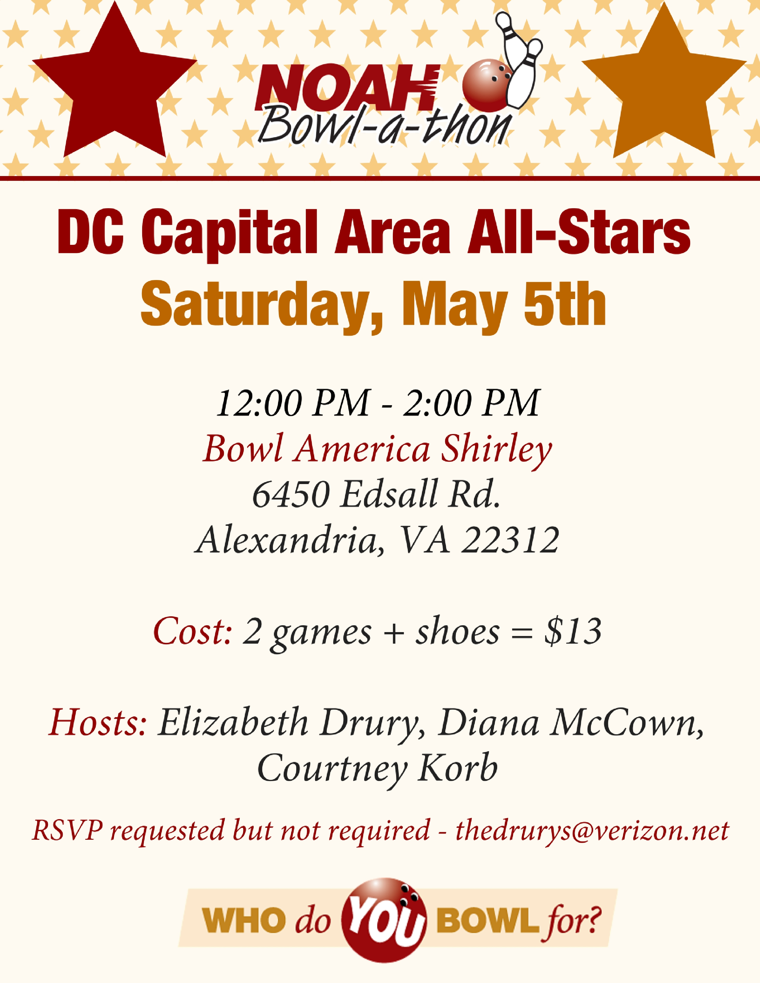 DC Capital Area All-Stars - Alexandria, VA