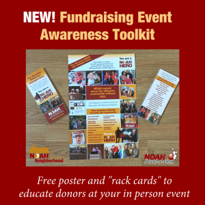 NEW! Fundraising Event Awareness Toolkit