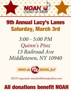 Lucy's Lanes - Middleton, NY
