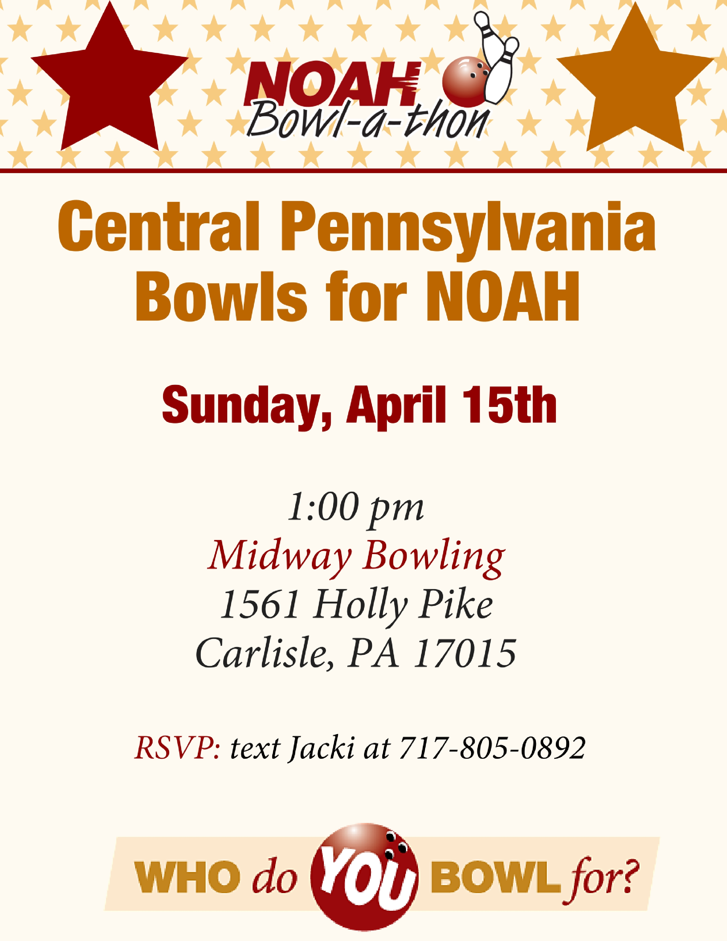 Central PA Bowls