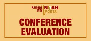Conference Evaluation