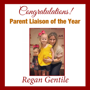 Parent Liaison of the Year 2018
