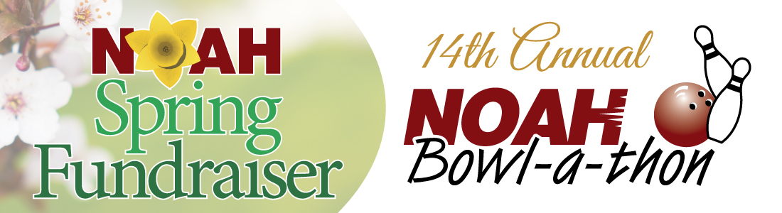 NOAH Spring Fundraiser & 14th Annual Bowl-a-thon