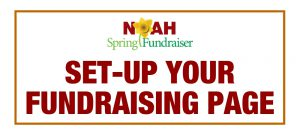 Set-Up Your Fundraising Page