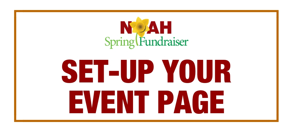 Set-up Your Spring Event Page