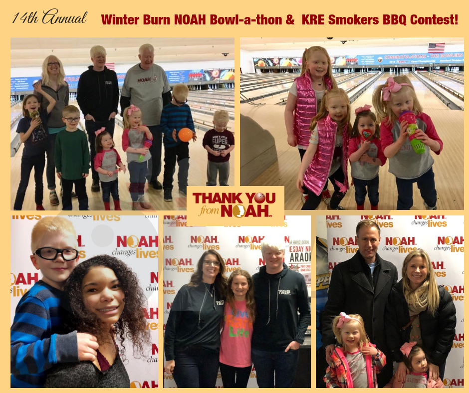14th Annual Winter Burn Bowl-a-thon