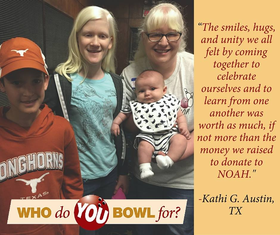Kathi G Bow-a-thon Quote