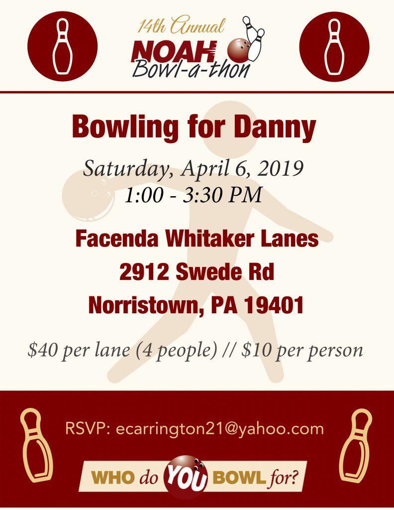 Bowling for Danny Flyer