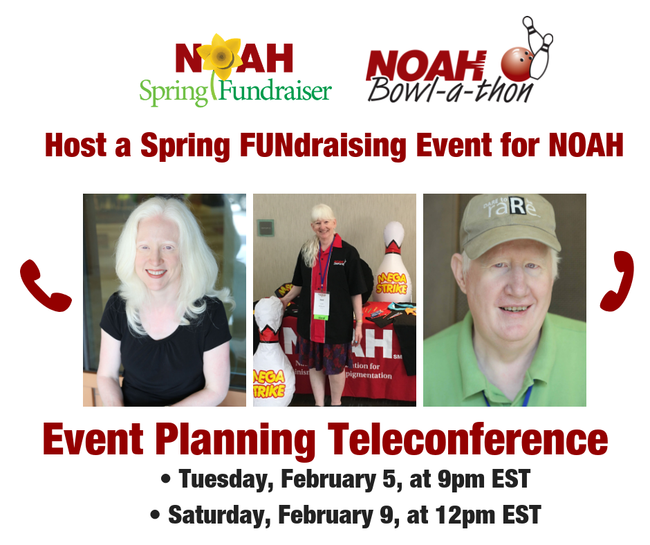 Spring Event Teleconference 2019