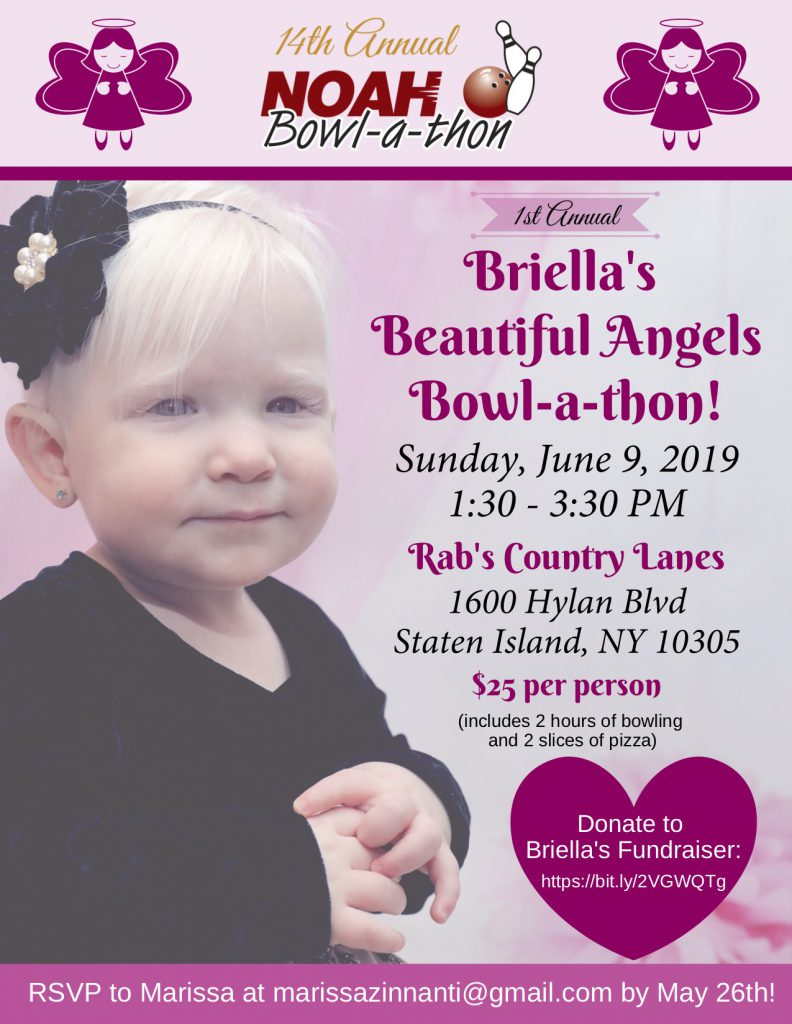Briella's Beautiful Angels Flyer