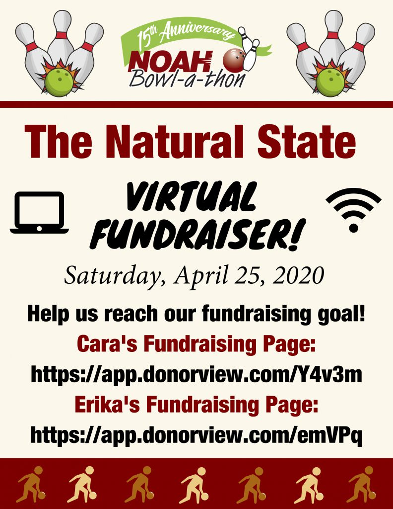 The Natural State Virtual Fundraiser