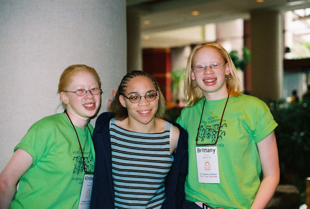 teens attending the NOAH conference