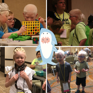 Shark-Tastic Kids' Conference
