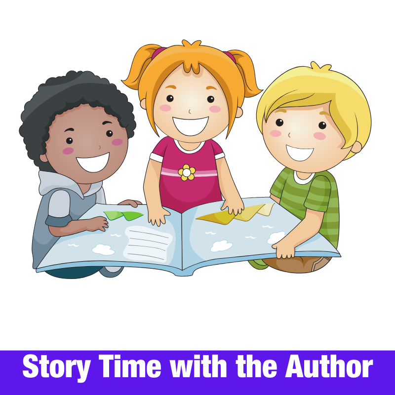 Story Time with the Author