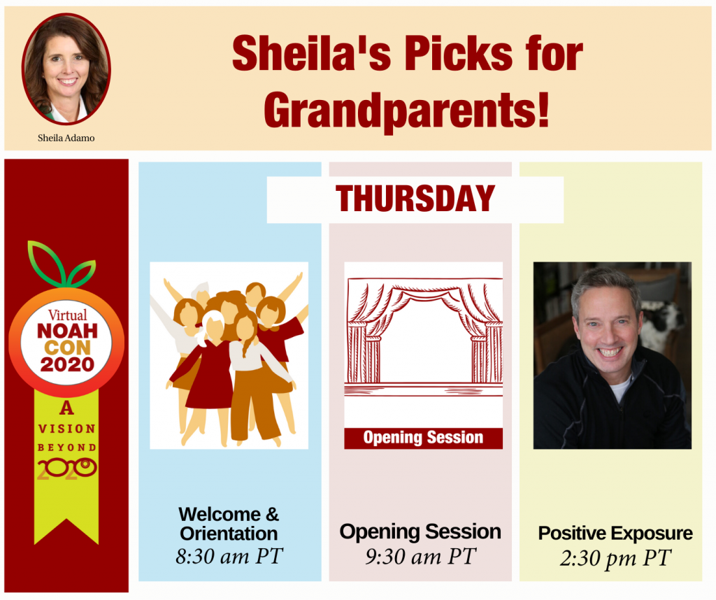 Sheila's Picks for Grandparents