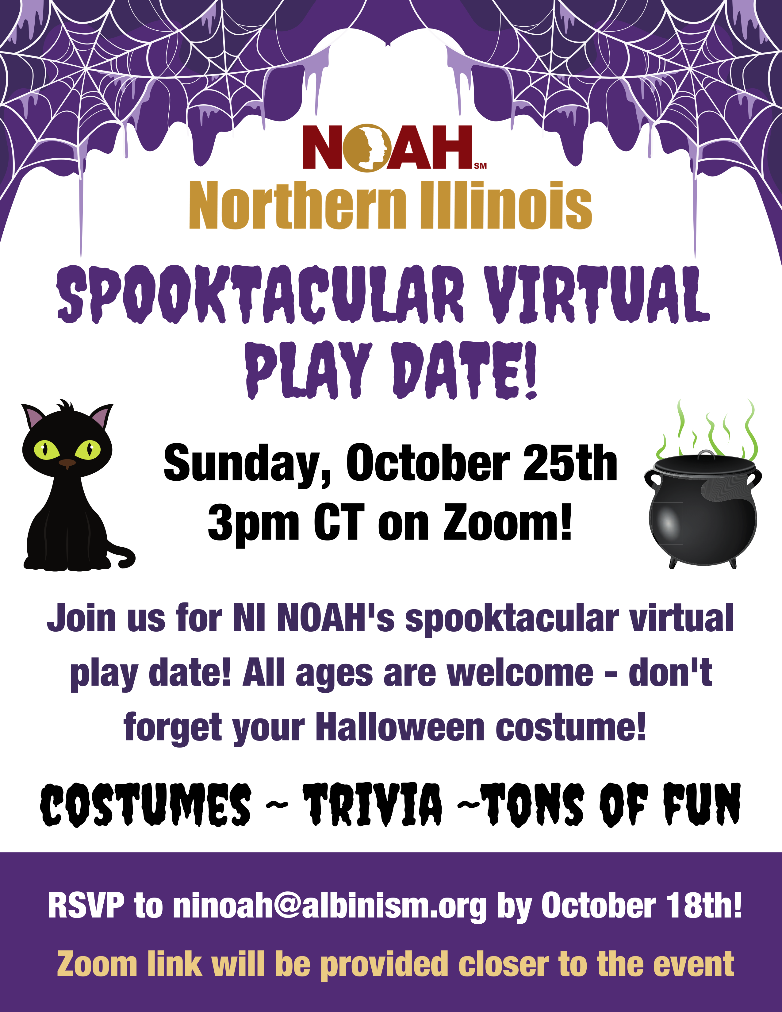 10/25 - Virtual Play Date