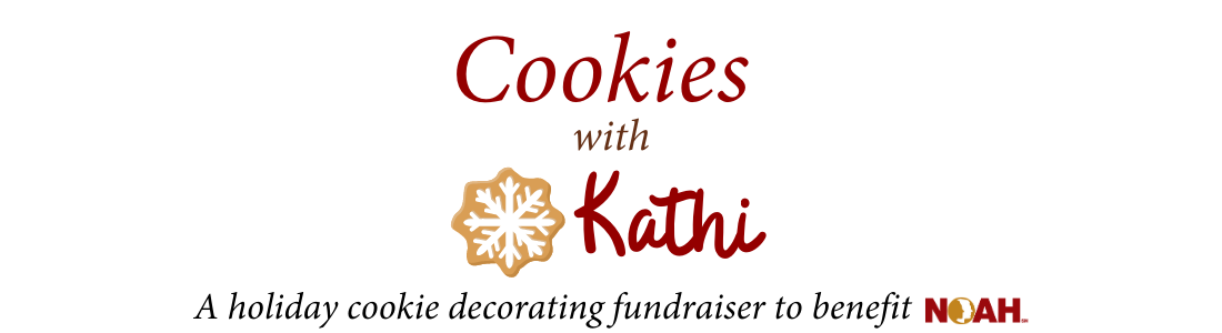 Cookies with Kathi