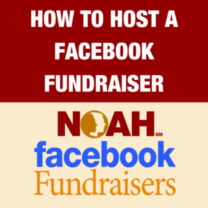 How to Host a Facebook Fundraiser